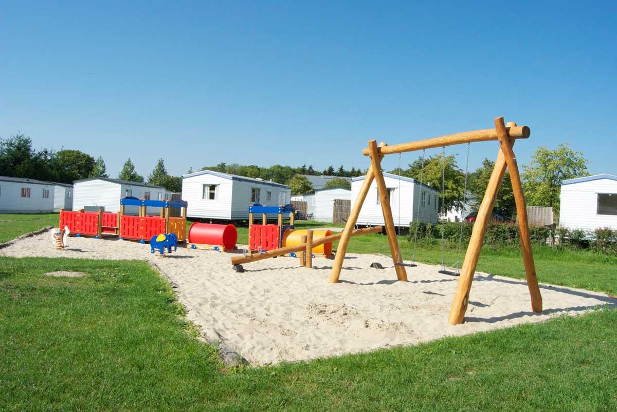 Outdoor-Spielplatz